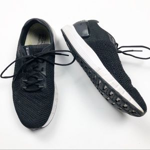 Under Armour Hovr Sonic Black Running Shoes 9.5